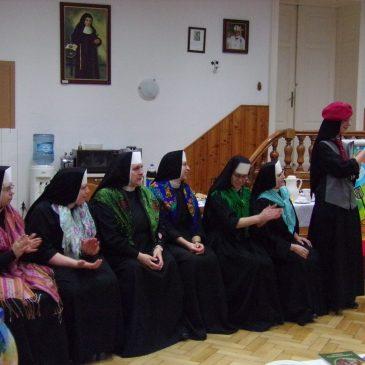 Odwiedziny Sióstr z Jabłonkowa