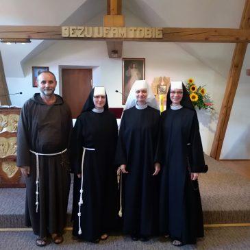 Rekolekcje zakonne i obłóczyny